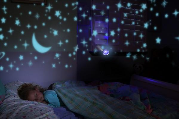 Лампа-ночник MoonBeams