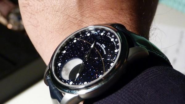 Лунные часы Moon Galaxy