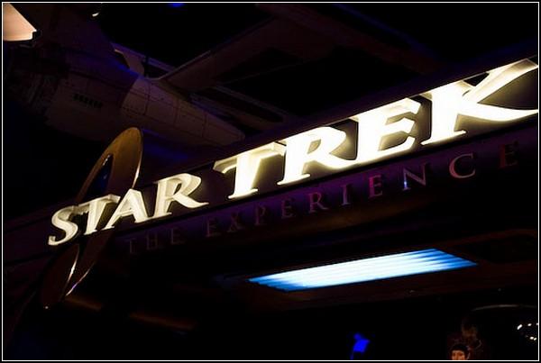 Роскошный курорт в стиле Star Trek