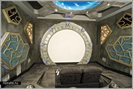 Домашний кинотеатр «Звездные Врата»