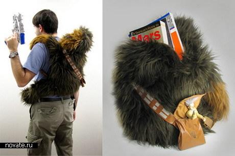 Рюкзаки из Звездных Войн