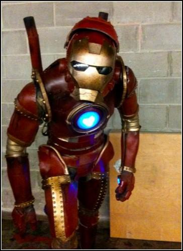 Железный дровосек – Iron Man из прошлого