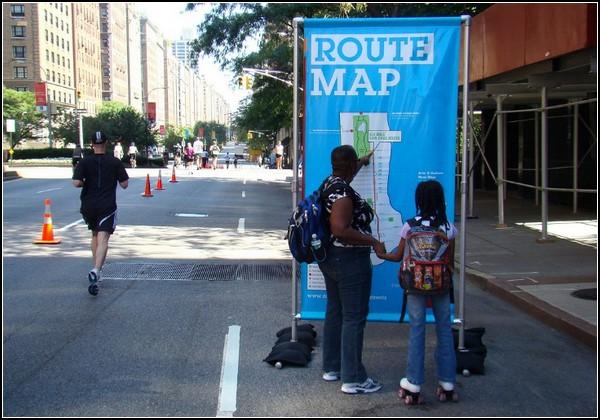 Summer Streets – три дня Нью-Йорка без автомобилей
