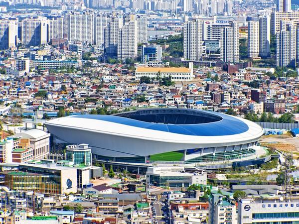 Sungui Arena Park – футбольный стадион для Южной Кореи