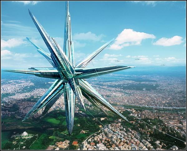 Чайнатаун 21-го века – передвижной город-звезда Superstar