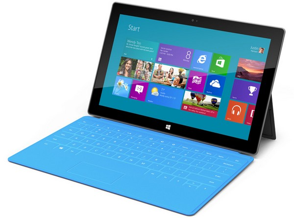 Microsoft Surface – планшет от корпорации Microsoft