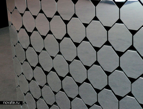 Стена от Swarovski