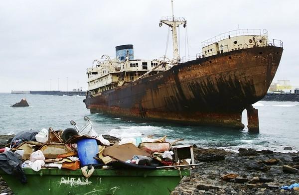 800 тысяч тонн мусора для Швеции