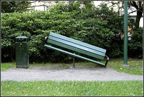 Качели-скамейка