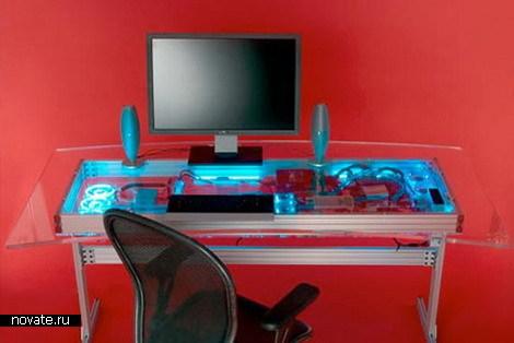 Мой стол – мой компьютер