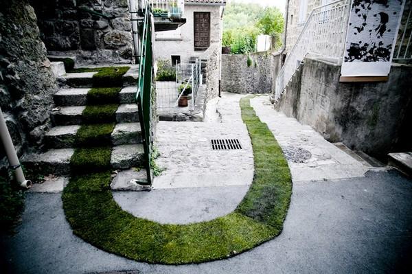 Tapis Rouge! – великая зеленая дорожка во французской деревне
