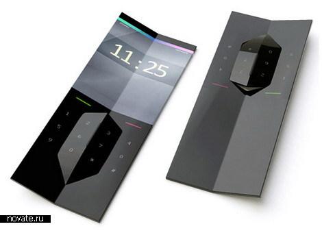 Телефон и bluetooth-гарнитура в одном устройстве