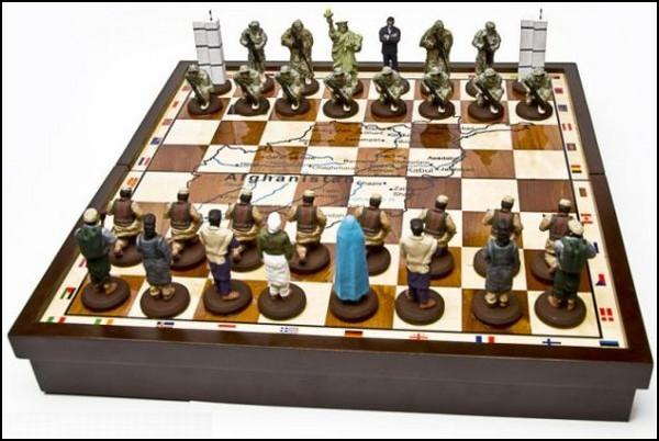 антитеррористические шахматы