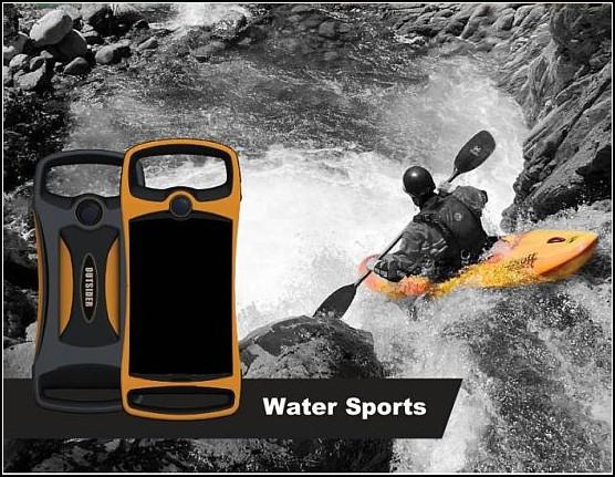 Outsider – мобильный телефон для авантюристов