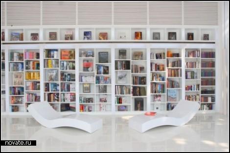 Библиотечный курорт в Таиланде