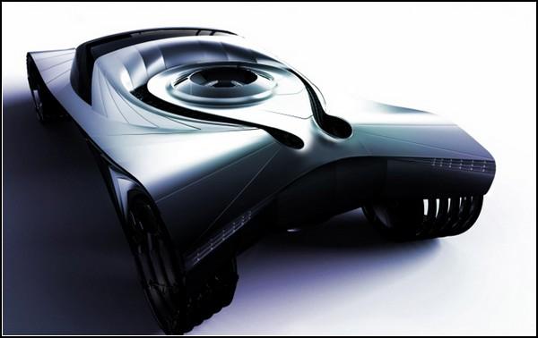Thorium –автомобиль с атомным двигателем