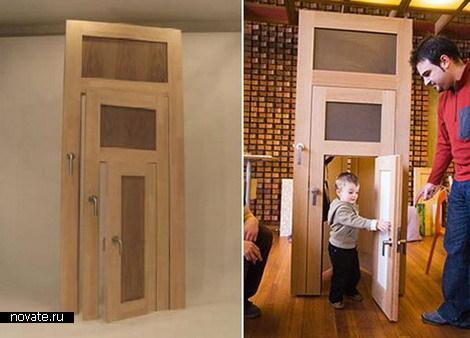 картинка для детей дверь