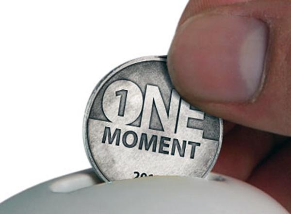 Time is Money. Купюры с номиналом в виде времени