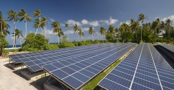 Токелау — первое в мире «солнечное» государство
