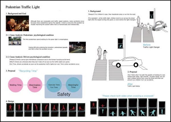 Анимированный фитнесс-светофор для активных людей