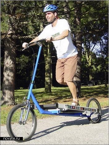 Беговой велосипед