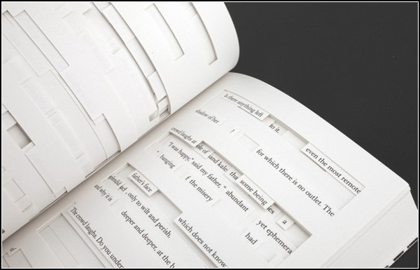 Дырявая книга Tree of Codes