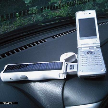 И всего час понадобится для полной зарядки батареи большинства моделей мобильных телефонов от него.