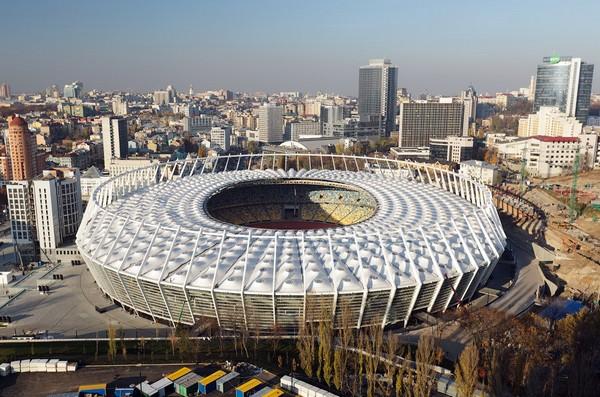 Национальный спортивный комплекс Олимпийский.