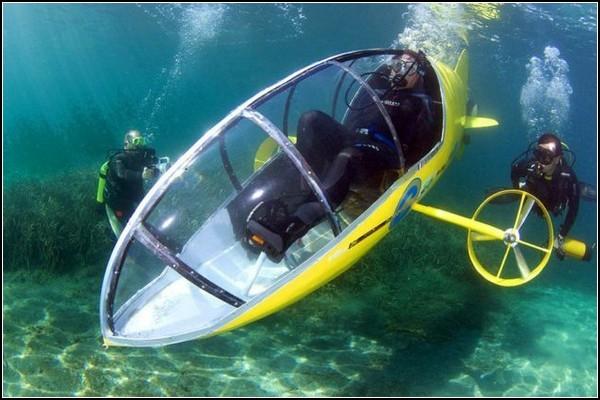 Педальная субмарина