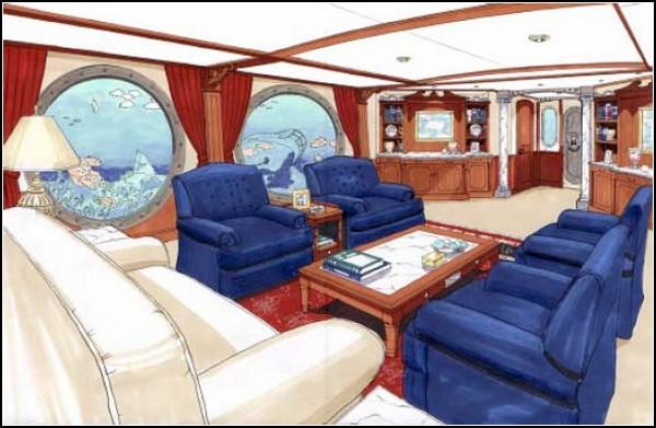 Подводная яхта