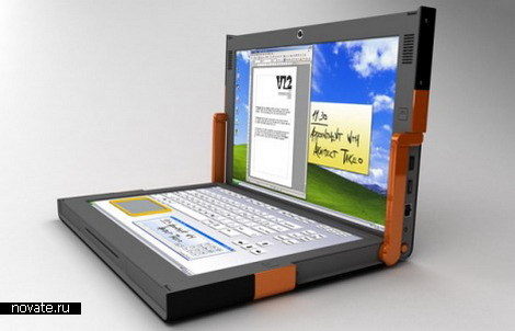 Необычные ноутбуки