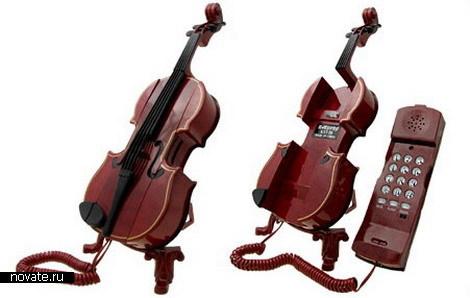 Необычные телефоны