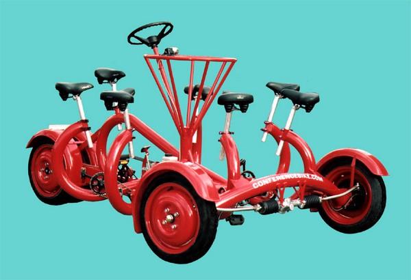Велосипед для переговоров