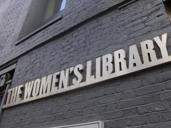 Библиотека для женщин и про женщин