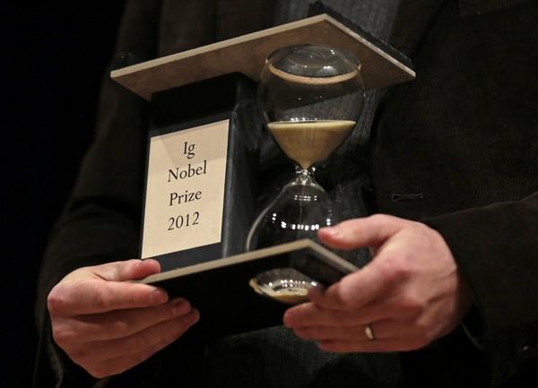 Игнобелевская премия
