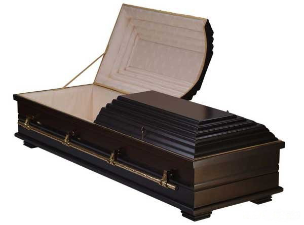 Гроб в качестве приза