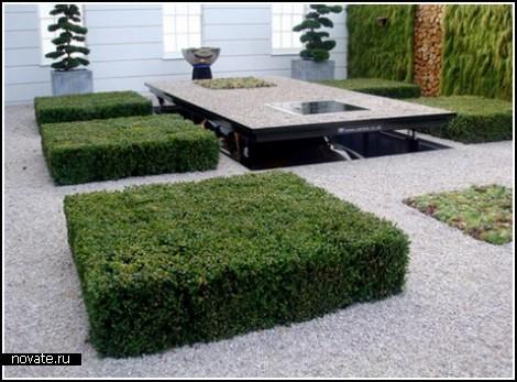 Парковка для автомобиля, которая не испортит ваш сад