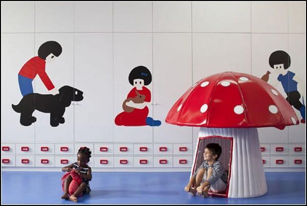 природный детский садик