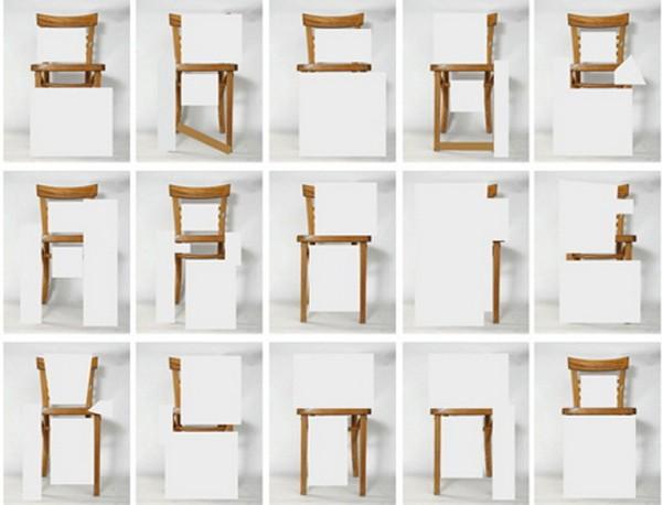 Мебельный алфавит от Амандины Алессандры (Amandine Alessandra)