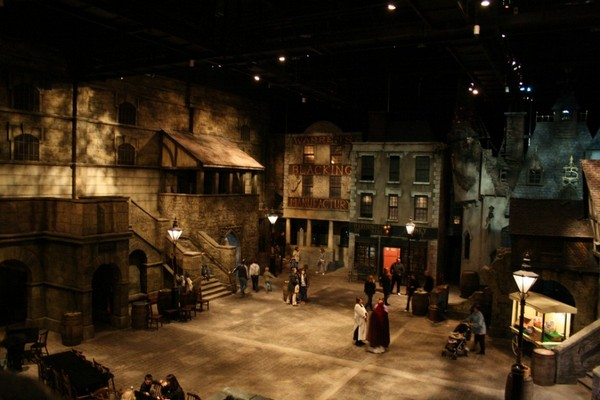 Dickens World – Англия девятнадцатого века