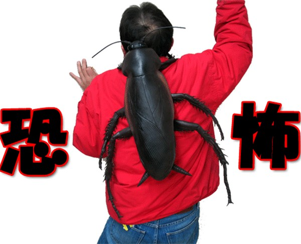 Рюкзак-таракан Mega Cockroach