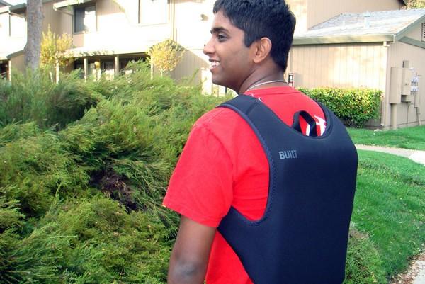 Рюкзак для ноутбука BUILT