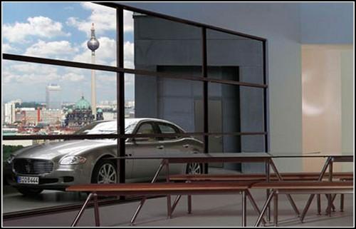 Балкон-паркинг
