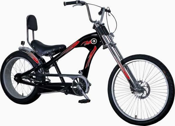 Chopper Bike – велосипед-чоппер