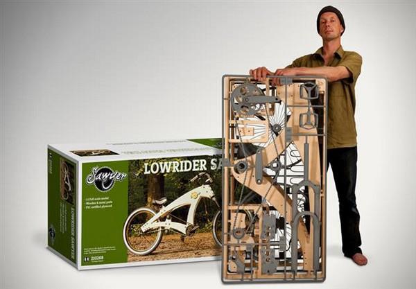 Sawyer – велосипед из серии «Сделай сам»