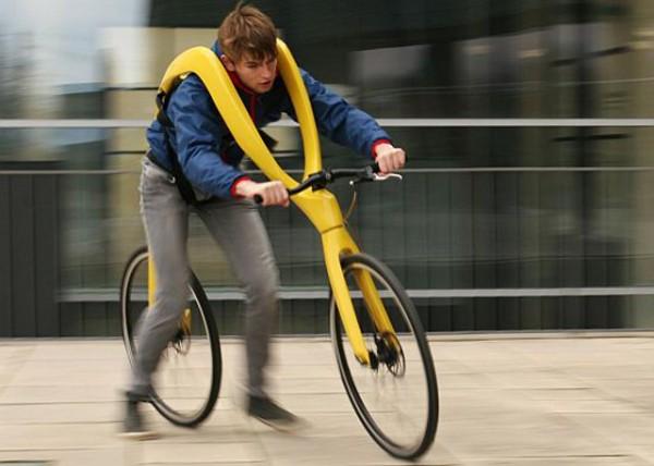 Fliz Bike – велосипед без педалей