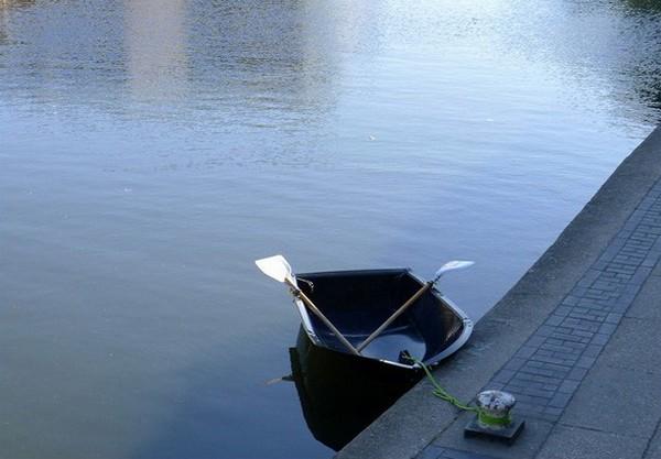 Складная лодка-сумка: из супермаркета – в плавание