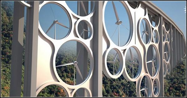 Ветряный и солнечный мост Solar Wind