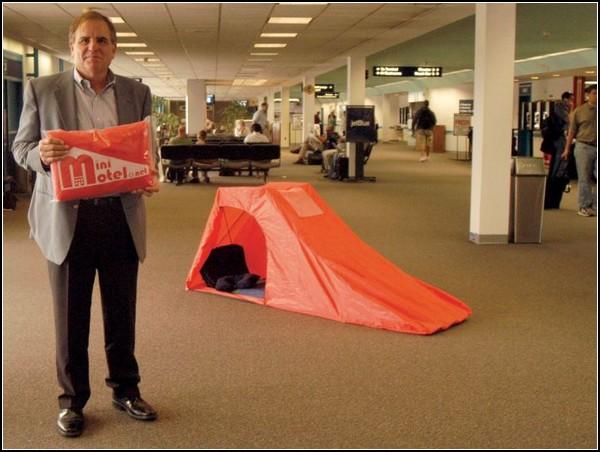 Палатка для аэропорта