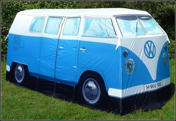 Палатка в стиле Volkswagen